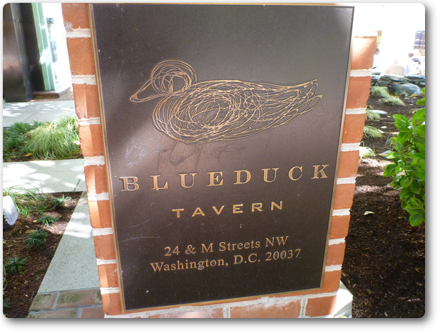 Blue Duck Tavern