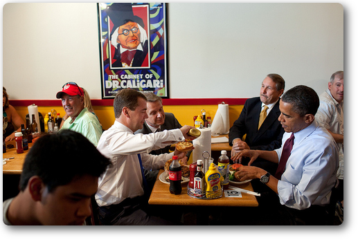 June 24 2010 Official White House Photo by Pete Souza